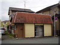 木造店舗付住宅解体