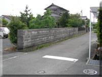 コンクリートブロック塀解体